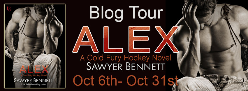 http://www.tastybooktours.com/2014/07/alex-cold-fury-1-by-sawyer-bennett.html
