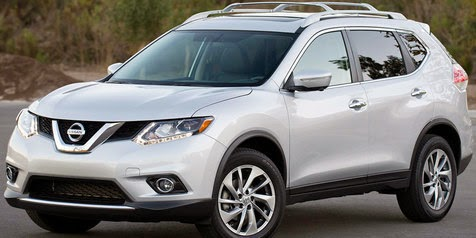 Nissan X-Trail 2014 The Most Proven Safety!