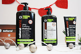 Natural World Charcoal and Mint Range**