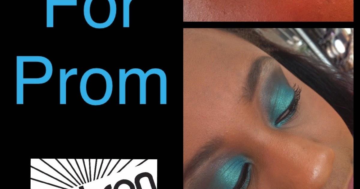Mehron Makeup News: More Prom Makeup Ideas