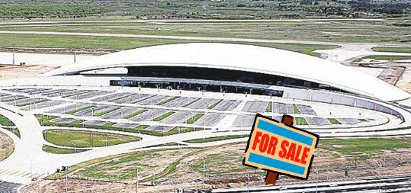 Aeropuerto de Carrasco se vende