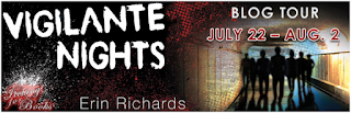Vigilante Nights Blog Tour: Review & Giveaway