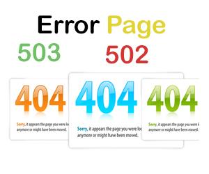 Memahamai Kesalahan Kode HTTP