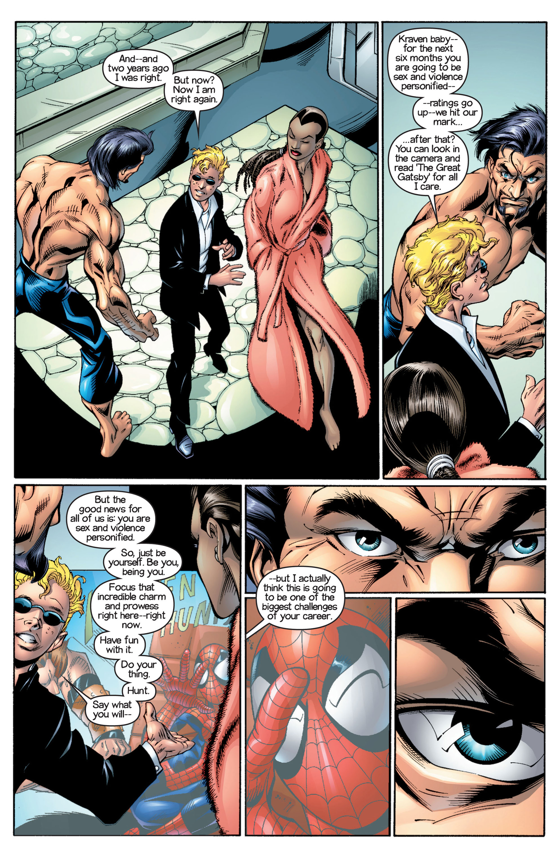 Ultimate Spider-Man (2000) Issue #17 #21 - English 5