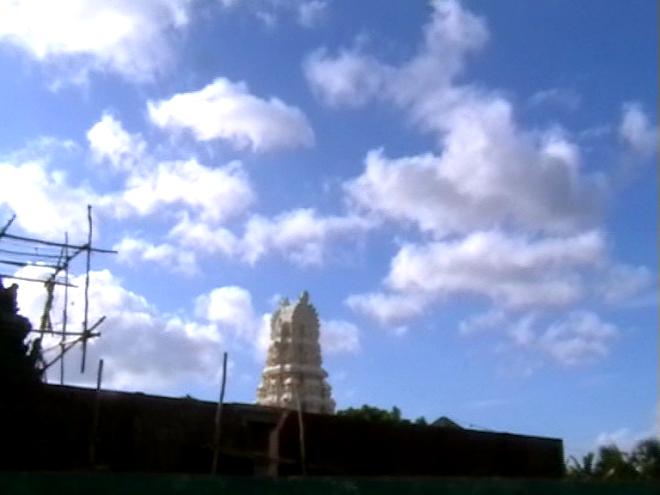 New Gopuram