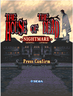 House Of The Dead - Night Mare Java Game