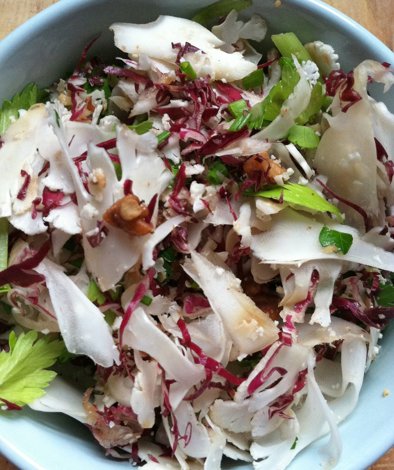 ... And Fennel Salad With Endive And Radicchio Recipes — Dishmaps