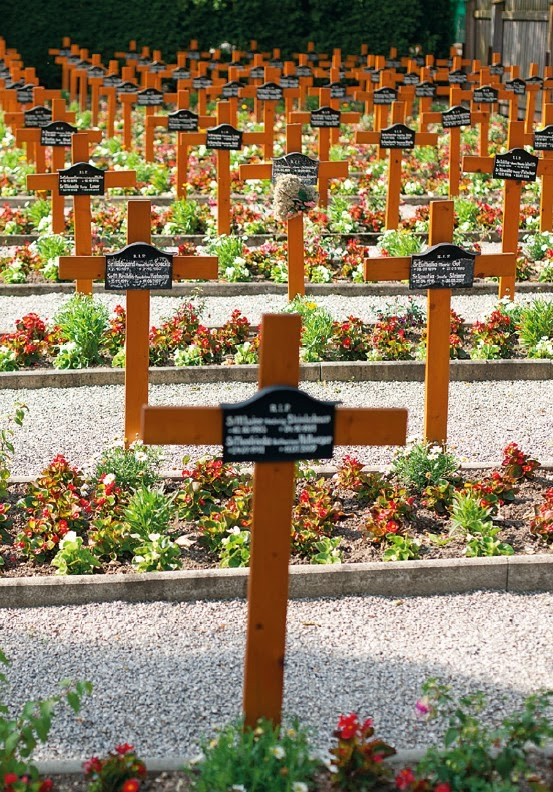 Western Cemetery, Innsbruck (Austria)