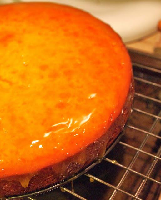 The Alchemist: Orange Olive Oil Cake