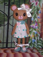 Bear Felt Doll