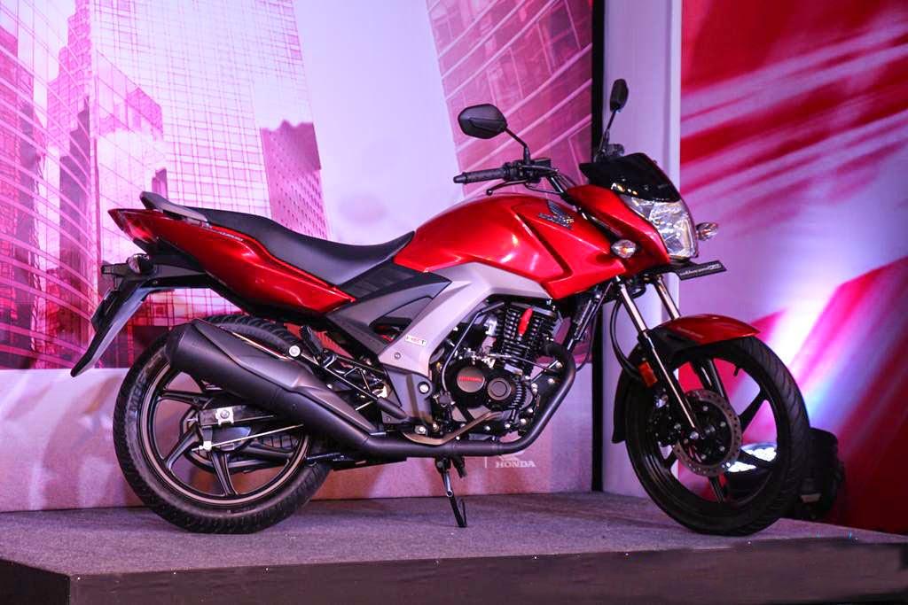 New Honda CB Unicorn 160