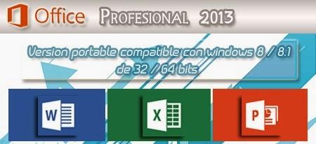 descargar powerpoint 2013 portable