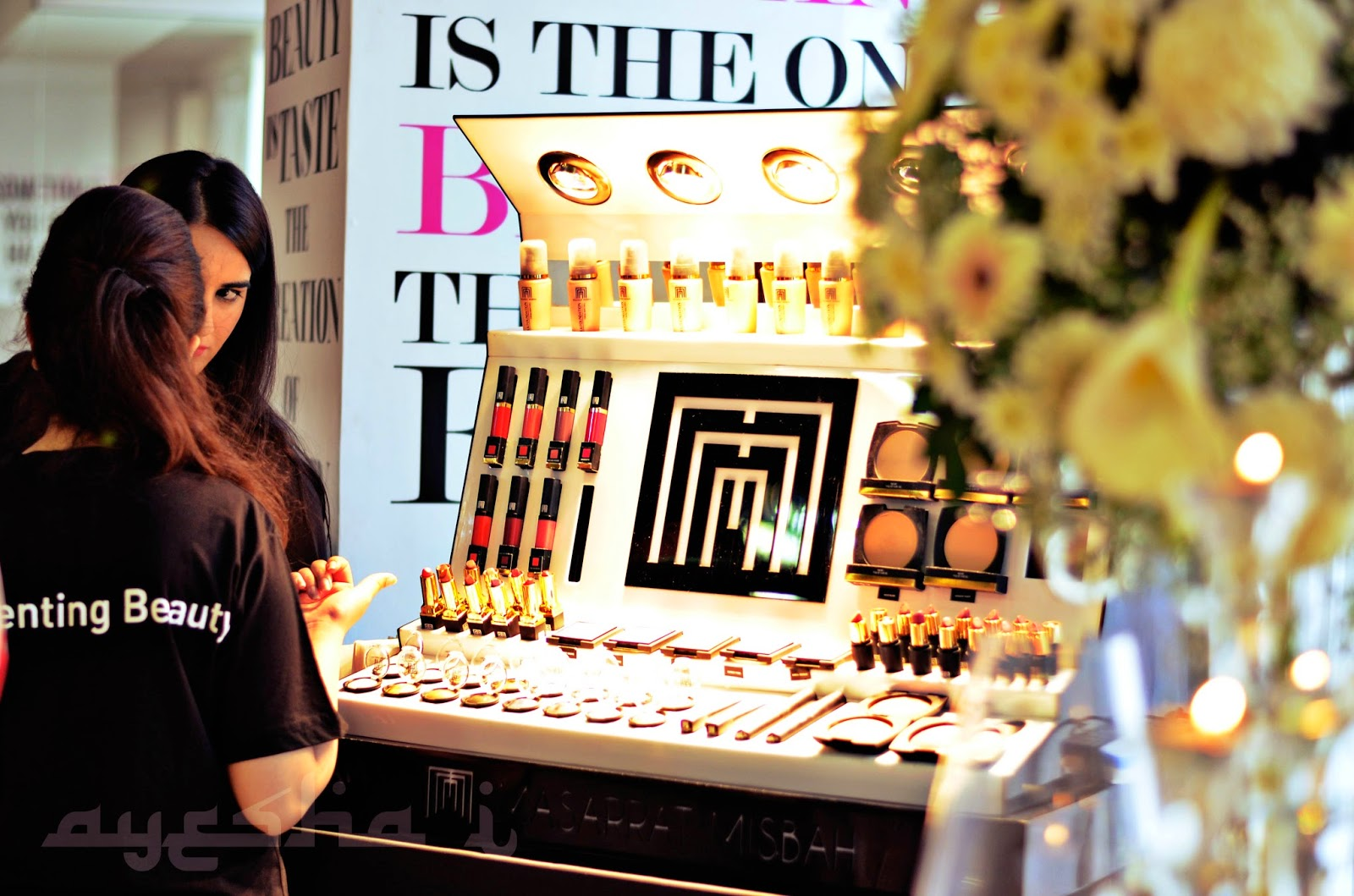 Masarrat Misbah Makeup launch
