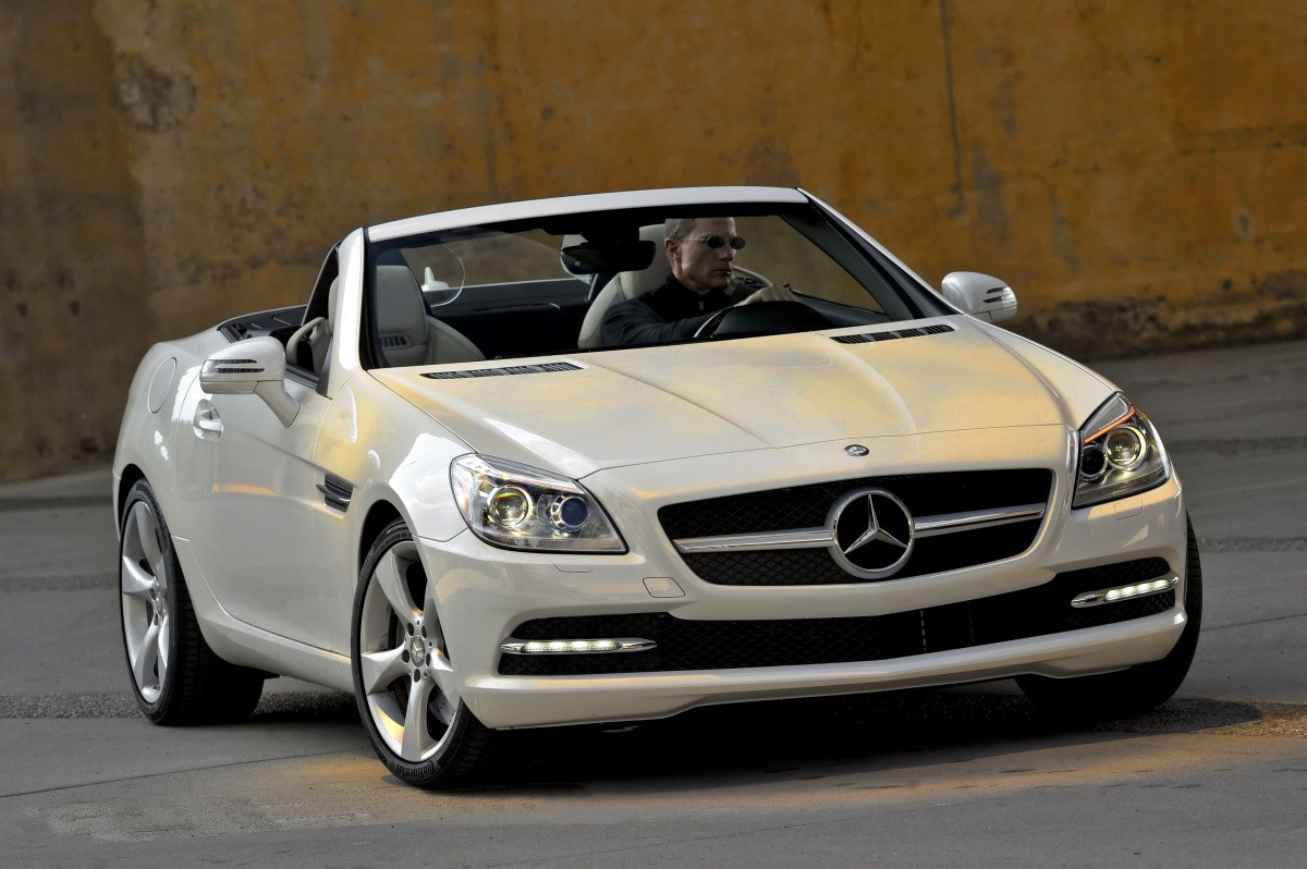 2015 Mercedes Benz SLC Class HD Photos