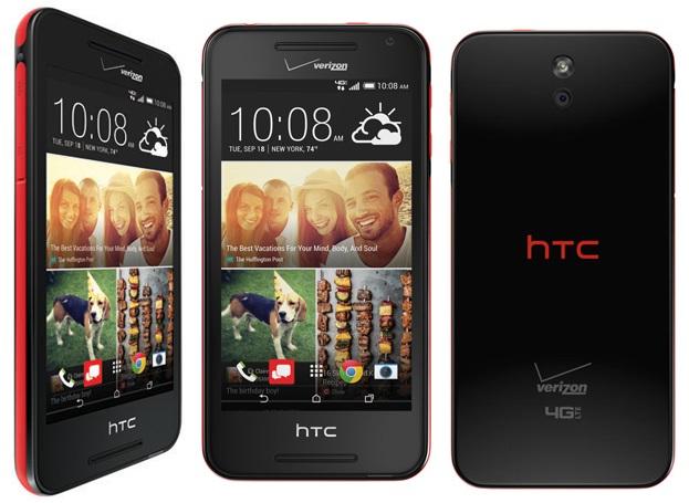HTC Desire 612 vs HTC Desire 610