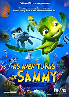 Assistir As Aventuras de Sammy Dublado Online HD