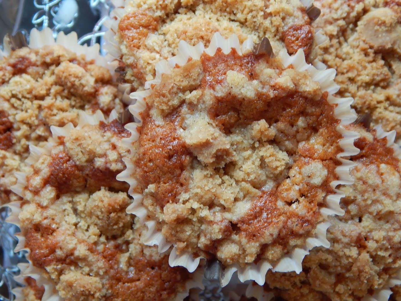 how to make cinnamon streusel topping