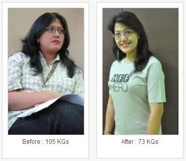 turun berat badan dengan herbalife berat badan berlebihan yah saat ...