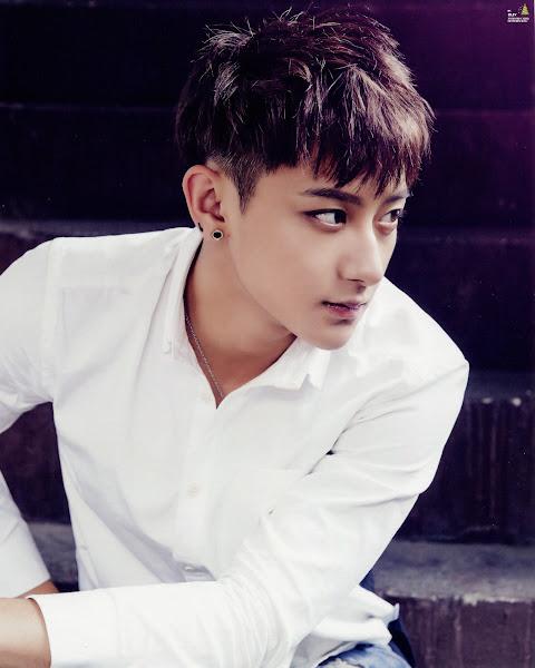 EXO Calendar 2015 Tao