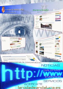PAGINA WEB AYUNTAMIENTO LA RODA DE ANDALUCIA
