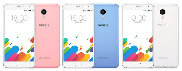 Meizu Metal Smartphone with Helio X10 CPU Turns Official