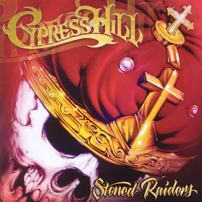 Cypress Hill – Stoned Raiders (CD) (2001) (FLAC + 320 kbps)