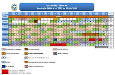 CALENDÁRIO 2020 Resolução SEEDUC nº 5879