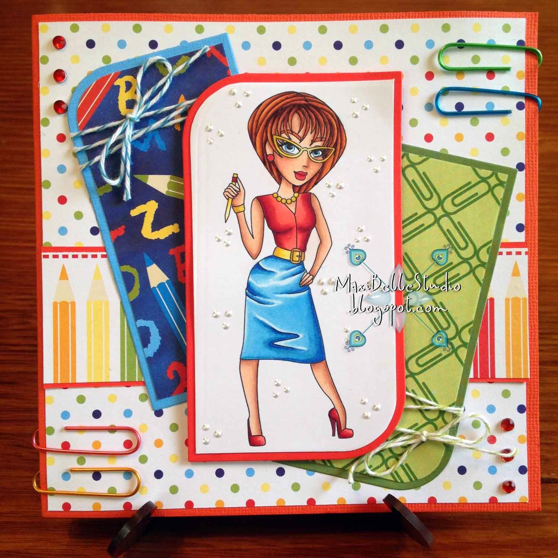 Sassy Studio Designs Pin Up Teacher