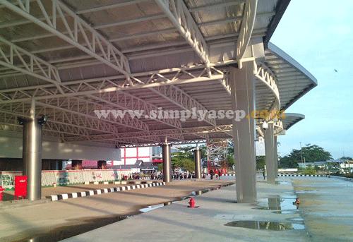 Bandara Internasional SUPADIO Pontianak