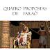 Mensagem: 'QUATRO PROPOSTAS DE FARAÓ', Domingo 29/09/13 - [.ppt]