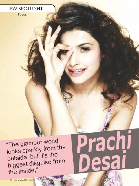 Prachi Desai - Perfect Woman