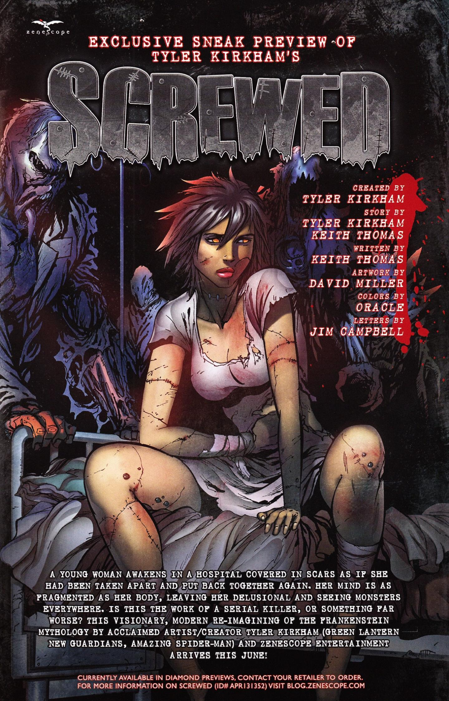 Grimm Fairy Tales (2005) Issue #85 #88 - English 47