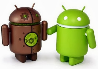 Cara Upgrade OS Android
