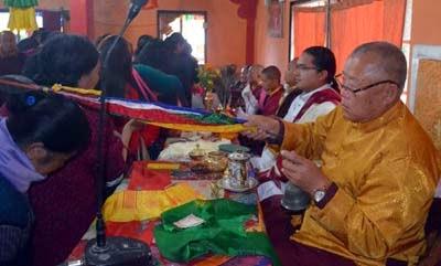 Dubla Sangey Gyacho Rimpoche sikkim