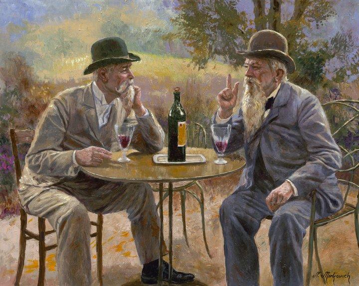 Nenad Mirkovich 1951 | Serbian painter