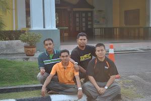 Bersama Tenaga Jurulatih CSQ Training
