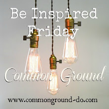 Be Inspired Friday