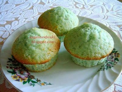 zöld muffin