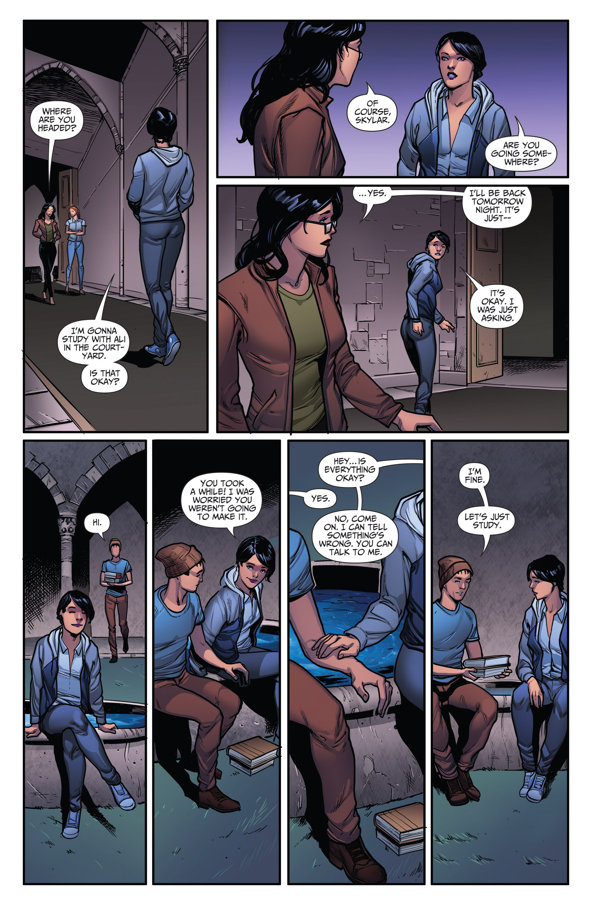 Grimm Fairy Tales (2005) Issue #107 #110 - English 16