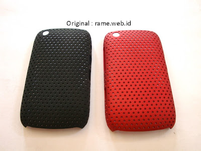 Hard Case Lubang Blackberry Curve Davis 9220