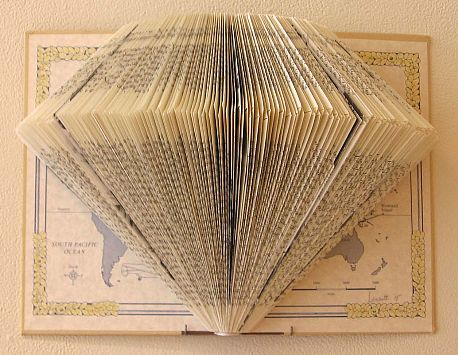 Upcycle Book Folding Free Patterns The Refab Diaries