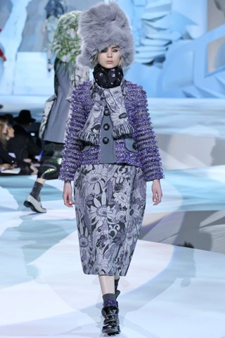 Marc Jacobs Fall 2012 Ready-to-Wear Dresses