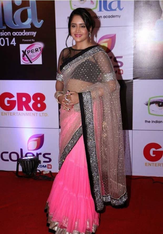 Celebs at 14th Indian TV Academy Awards