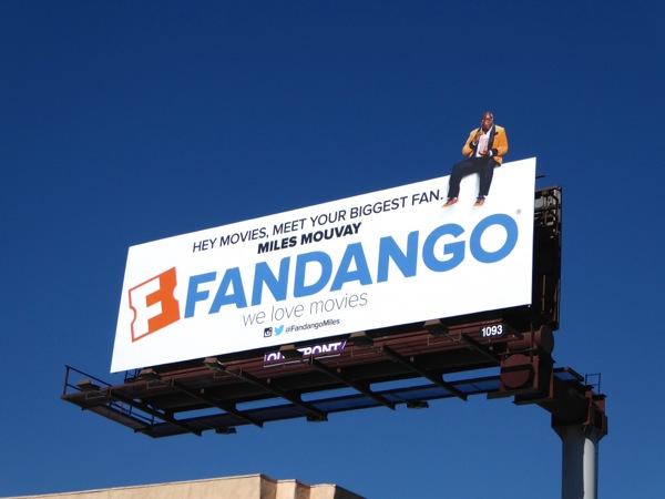 Fandango Miles Mouvay billboard