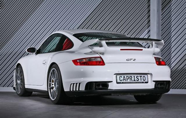 The Porsche 997 911 GT2