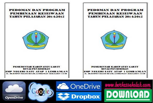 Program Kerja Pengembangan Kesiswaan SD SMP SMA Tahun 2015