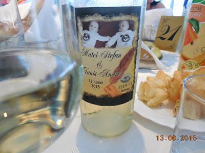 vin personalizat Matei Stefan si Ianis Andrei
