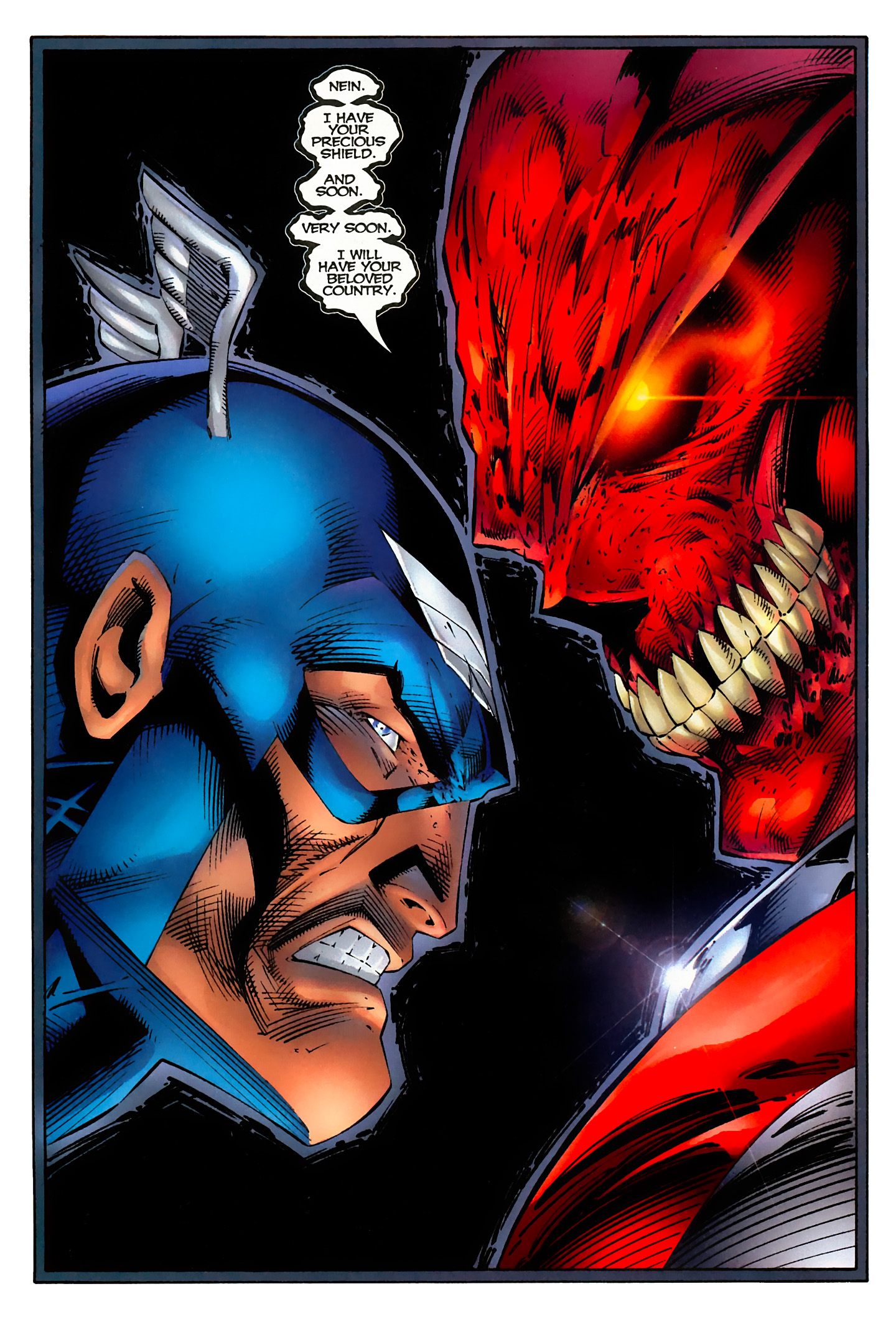 Captain America (1996) Issue #4 #4 - English 10