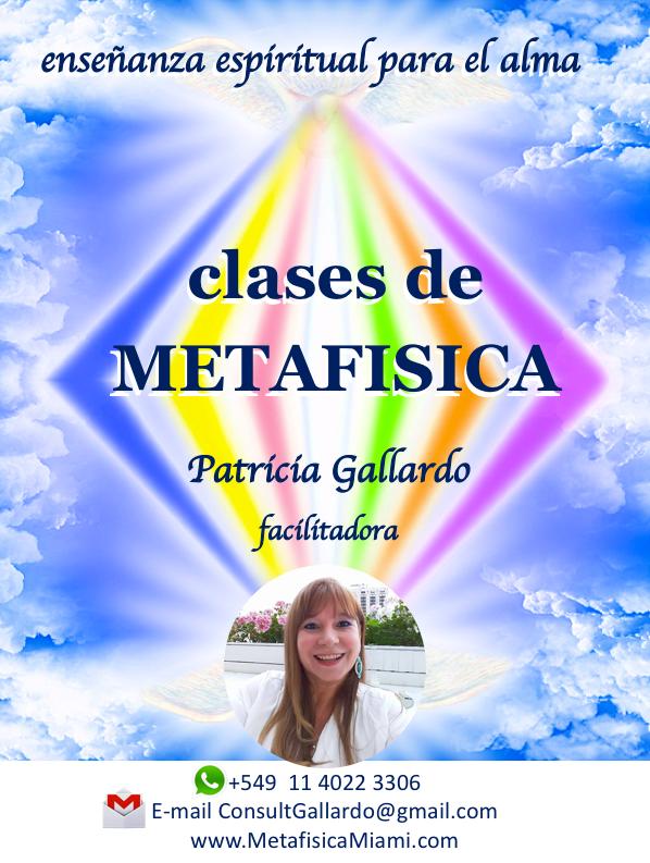 Clases de Metafísica