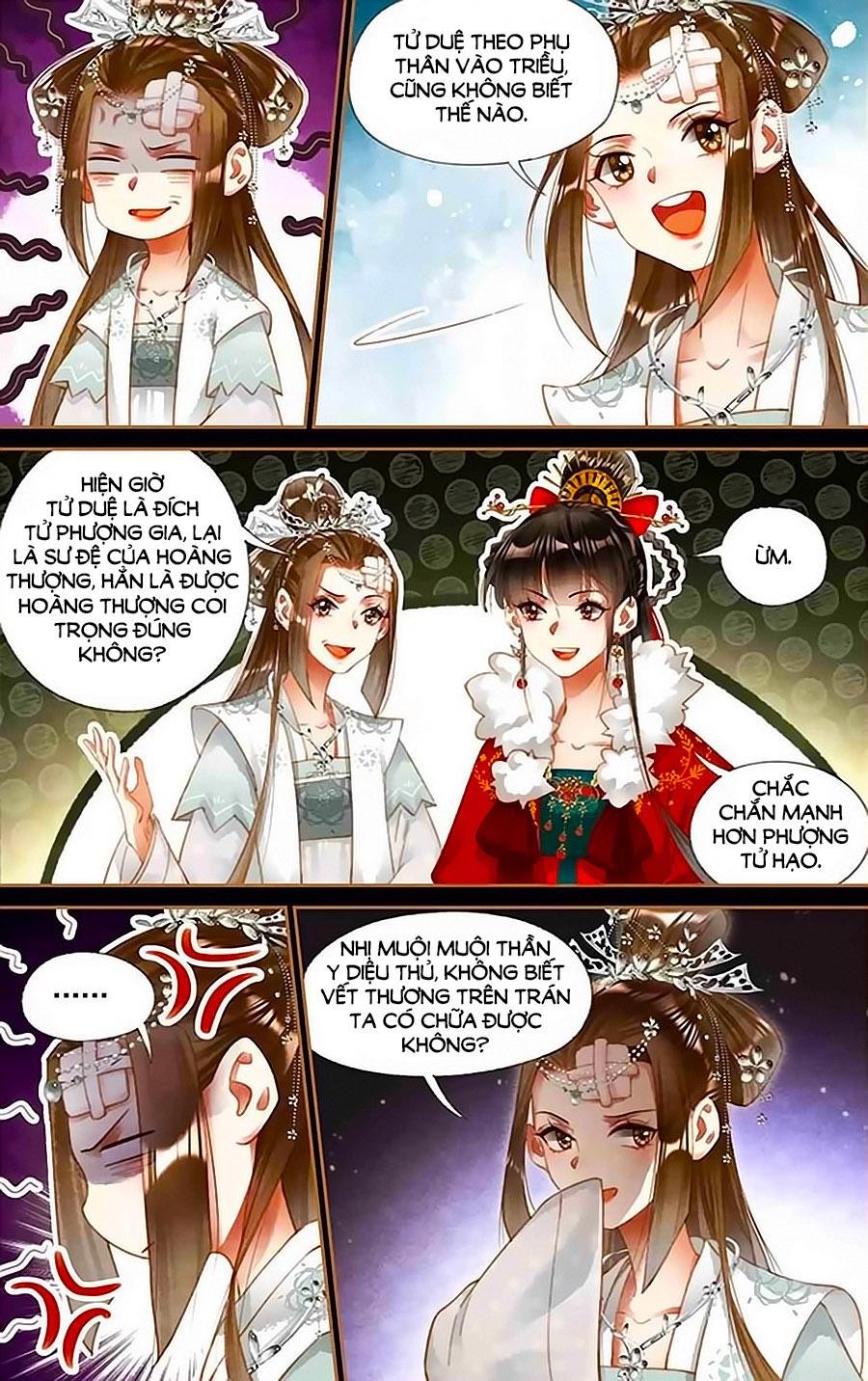 Thần Y Đích Nữ chap 192 - Trang 6